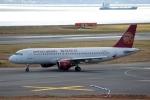 ハピネスさんが、関西国際空港で撮影した吉祥航空 A320-214の航空フォト(飛行機 写真・画像)