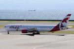 yabyanさんが、中部国際空港で撮影したエア・カナダ・ルージュ 767-375/ERの航空フォト(飛行機 写真・画像)