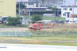 多楽さんが、仙台空港で撮影した仙台市消防航空隊 412EPの航空フォト(写真)