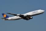 k-spotterさんが、フランクフルト国際空港で撮影したルフトハンザドイツ航空 747-830の航空フォト(写真)