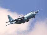 41nenさんが、奈良基地で撮影した航空自衛隊 C-130H Herculesの航空フォト(写真)
