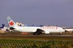 T.Sazenさんが、成田国際空港で撮影したエア・カナダ 767-375/ERの航空フォト(写真)