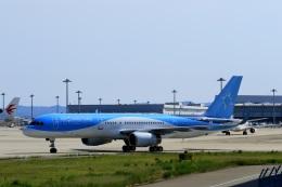 mat-matさんが、関西国際空港で撮影したトムソン航空 757-28Aの航空フォト(飛行機 写真・画像)