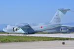 md11jbirdさんが、米子空港で撮影した航空自衛隊 C-2の航空フォト(写真)