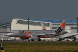 Izumixさんが、成田国際空港で撮影したジェットスター A320-232の航空フォト(飛行機 写真・画像)