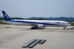 憂鬱さんが、広島空港で撮影した全日空 777-381の航空フォト(写真)