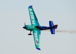 じーく。さんが、海浜幕張公園 で撮影したサザン・エアクラフト・コンサルタント Edge 540 V3の航空フォト(飛行機 写真・画像)