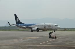 TAOTAOさんが、桂林両江国際空港で撮影した山東航空 737-85Nの航空フォト(飛行機 写真・画像)
