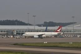 TAOTAOさんが、桂林両江国際空港で撮影したキャセイドラゴン A320-232の航空フォト(飛行機 写真・画像)