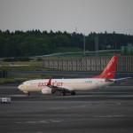 furaibo123さんが、成田国際空港で撮影したイースター航空 737-86Jの航空フォト(写真)