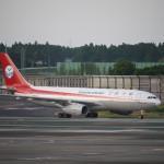 furaibo123さんが、成田国際空港で撮影した四川航空 A330-243の航空フォト(写真)
