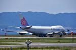 simokさんが、関西国際空港で撮影したチャイナエアライン 747-409F/SCDの航空フォト(写真)