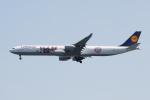 SKYLINEさんが、羽田空港で撮影したルフトハンザドイツ航空 A340-642の航空フォト(飛行機 写真・画像)