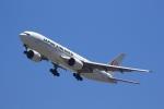 おみずさんが、福岡空港で撮影した日本航空 777-246の航空フォト(写真)
