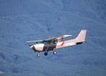 おぶりがーどさんが、松本空港で撮影した新中央航空 172Pの航空フォト(写真)