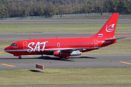 Echo-Kiloさんが、新千歳空港で撮影したサハリン航空 737-2J8/Advの航空フォト(飛行機 写真・画像)