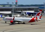 bluesky05さんが、中部国際空港で撮影したエア・カナダ・ルージュ 767-333/ERの航空フォト(飛行機 写真・画像)