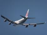ミク鉄道さんが、関西国際空港で撮影したチャイナエアライン 747-409F/SCDの航空フォト(写真)