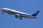 おみずさんが、福岡空港で撮影した全日空 777-281の航空フォト(写真)