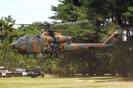 りんたろうさんが、古河駐屯地で撮影した陸上自衛隊 AH-1Sの航空フォト(飛行機 写真・画像)