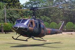 りんたろうさんが、古河駐屯地で撮影した陸上自衛隊 UH-1Jの航空フォト(飛行機 写真・画像)