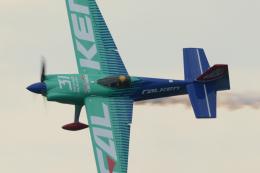 banshee02さんが、幕張海浜公園で撮影したサザン・エアクラフト・コンサルタント Edge 540 V3の航空フォト(飛行機 写真・画像)