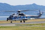 ShiShiMaRu83さんが、関西国際空港で撮影した海上保安庁 EC225LP Super Puma Mk2+の航空フォト(飛行機 写真・画像)