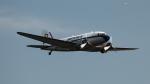 captain_uzさんが、仙台空港で撮影したスーパーコンステレーション飛行協会 DC-3Aの航空フォト(写真)