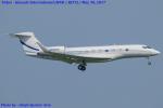 Chofu Spotter Ariaさんが、羽田空港で撮影した華龍航空 G650 (G-VI)の航空フォト(飛行機 写真・画像)