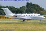 Chofu Spotter Ariaさんが、成田国際空港で撮影したTAG エイビエーション UK CL-600-2B16 Challenger 605の航空フォト(飛行機 写真・画像)