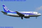 Chofu Spotter Ariaさんが、成田国際空港で撮影したANAウイングス 737-54Kの航空フォト(飛行機 写真・画像)