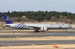 べガスさんが、成田国際空港で撮影したKLMオランダ航空 777-306/ERの航空フォト(写真)