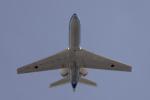 eagletさんが、府中基地で撮影した航空自衛隊 U-4 Gulfstream IV (G-IV-MPA)の航空フォト(飛行機 写真・画像)