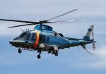 LOTUSさんが、八尾空港で撮影した奈良県警察 A109E Powerの航空フォト(写真)
