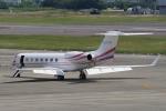 yabyanさんが、名古屋飛行場で撮影したトヨタファイナンス G-V-SP Gulfstream G550の航空フォト(写真)