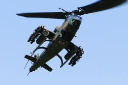DVDさんが、古河駐屯地で撮影した陸上自衛隊 AH-1Sの航空フォト(飛行機 写真・画像)