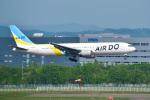 パンダさんが、新千歳空港で撮影したAIR DO 767-33A/ERの航空フォト(写真)