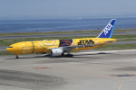 ANA744Foreverさんが、羽田空港で撮影した全日空 777-281/ERの航空フォト(写真)