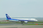 ふじいあきらさんが、羽田空港で撮影した全日空 A320-211の航空フォト(写真)