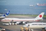 shiraponさんが、羽田空港で撮影した航空自衛隊 747-47Cの航空フォト(写真)