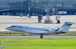 Dojalanaさんが、羽田空港で撮影したウィルミントン・トラスト・カンパニー G650 (G-VI)の航空フォト(写真)