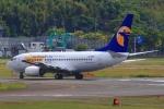 おみずさんが、福岡空港で撮影したMIATモンゴル航空 737-71Mの航空フォト(写真)