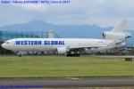 Chofu Spotter Ariaさんが、横田基地で撮影したウエスタン・グローバル・エアラインズ MD-11Fの航空フォト(飛行機 写真・画像)