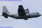 Chofu Spotter Ariaさんが、横田基地で撮影したアメリカ空軍 C-130H Herculesの航空フォト(飛行機 写真・画像)