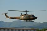 E-75さんが、函館駐屯地で撮影した陸上自衛隊 UH-1Jの航空フォト(写真)