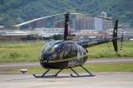 ハピネスさんが、八尾空港で撮影した日本法人所有 R44 Ravenの航空フォト(写真)