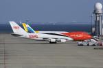 yabyanさんが、中部国際空港で撮影したTNT航空 747-4HAF/ER/SCDの航空フォト(写真)