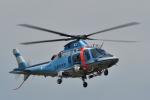 Nikon787さんが、松山空港で撮影した島根県警察 A109E Powerの航空フォト(写真)