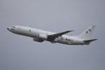 kumagorouさんが、嘉手納飛行場で撮影したアメリカ海軍 P-8A (737-8FV)の航空フォト(飛行機 写真・画像)