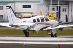 Kuuさんが、鹿児島空港で撮影した日本法人所有 G58 Baronの航空フォト(飛行機 写真・画像)